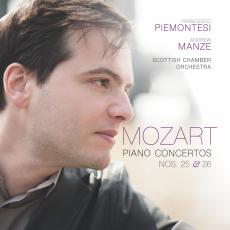 Mozart: Piano Concertos 25 & 26