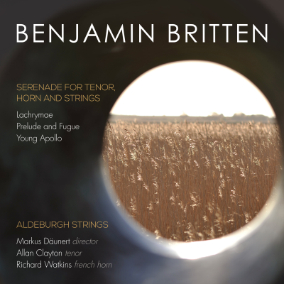 Britten: Serenade for tenor, horn and strings
